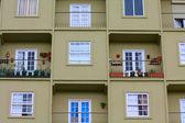 жилой дом — Стоковое фото
