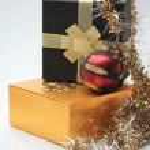 Christmas gifts — Stock Photo #1701205