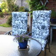 Photo: Garden furniture - lawn set