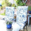 Garden furniture - lawn set — Stok Fotoğraf #1707089