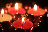 Candlelight — Foto Stock