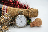 Counting down to the new year — Stockfoto
