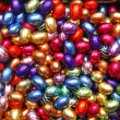 Stock Photo: Chocolate easter eggs