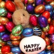 Happy easter eggs — Stock Photo #1713705
