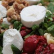 Goat cheese salad — Stock Photo