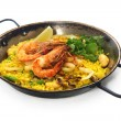 Royalty-Free Stock Photo: Paella rice pilaf