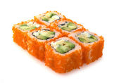 Japanese roll california — Stock Photo