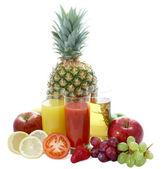 Mistura de vitamina — Foto Stock