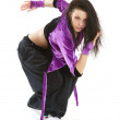 Hip hop dancer — Stock Photo #1677312