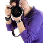 Photographer man — Stock Photo #1698371