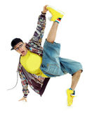 Hip hop dancer — Stock Photo