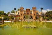 Monument, museum i sevilla, spanien — Stockfoto