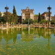Stock Photo: Monuments of Seville