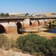 Old bridge, Andalusia Spain. - Stock Photo