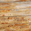 Detail of old wood planks - Stock Photo