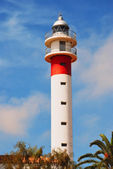 Lighthouse in Spain. — Stock Photo