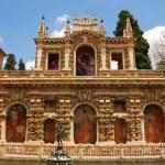 The Alcazar, Seville, Spain. — Stock Photo