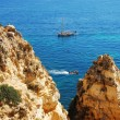 Stock Photo: Algarve Coast Lagos - Portugal
