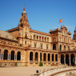 Plaza de Espana in Seville — Stock Photo #1706812