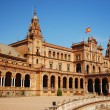 Stock Photo: Plaza de Espana in Seville