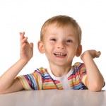 Happy child — Stock Photo #1744825
