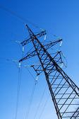 Poling elétrico — Fotografia Stock