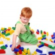 Play of kid — Stock Photo #2161582
