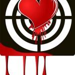 Target heart — Stock Vector #1912471