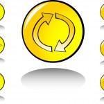 Web symbol set — Stock Vector #2066299