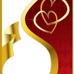 Vector valentine's hearts — Stock Vector #2098058
