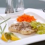 Fish dish — Stock Photo #1717143