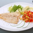 Fish dish — Stock Photo #1717460