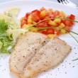 Fish dish — Stock Photo #1717521