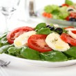 Caprese salad — Stock Photo #1747624