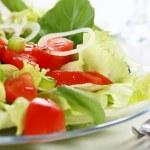 Vegetable salad — Stock Photo #1747674