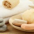 Body-care products - Stock Photo