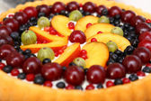 Fruity pie — Stock Photo