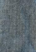 灰色吉恩纺织纹理 — 图库照片