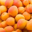 Stock Photo: Fresh natural apricot background