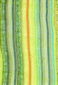 Close up fabric textile texture — Stock Photo
