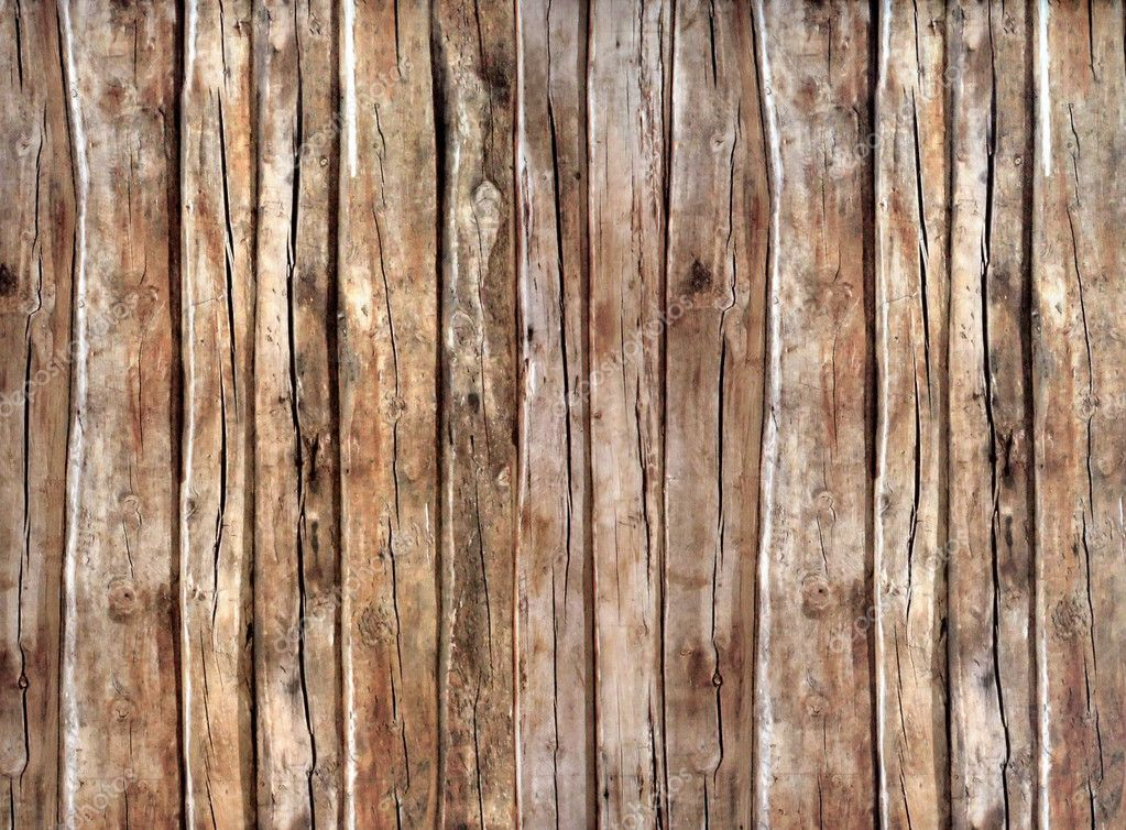 Close-up old dark wood texture with natural patterns — Stock Photo #2132146