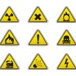 Safety icons - Stock Vector