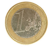 Coin euro cent — Stock Photo