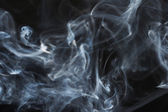 Streams of a smoke — Stock Photo