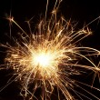 Christmas sparkler — Stock Photo #1661635