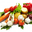 Fresh Vegetables — Stock Photo #1664795