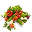 Fresh Vegetables — Stock Photo #1667756