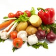 Fresh Vegetables — Stock Photo #1667942