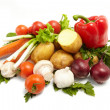 Fresh Vegetables — Foto de Stock   #1667942