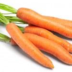Fresh Vegetables carrots — Stock Photo
